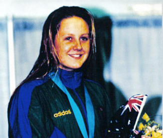 Stacey Gartrell - Olympic 800m Medallist